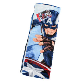 "Disney Store Boys Captain America - The Winter Soldier - Beach Towel, 30"" x 60"""