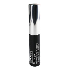 Clinique High Impact Lash Elevating Mascara - 01 Black, Travel Size .31oz/4ml