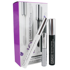 Clinique As Well Lash Bash Set, Lash Building Primer, High Impact Mascara & Bottom Lash Mascara