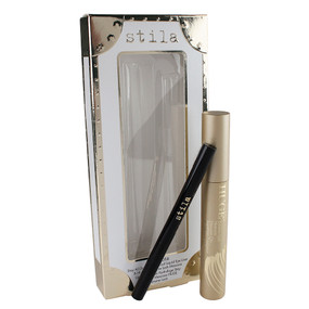 Stila Big Shots Stay All Day HUGE Extreme Lash Mascara & Waterproof Liquid Eye Liner Set
