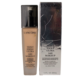 Lancome Teint Idole Ultra 24H Long Lasting Makeup Foundation Spf15