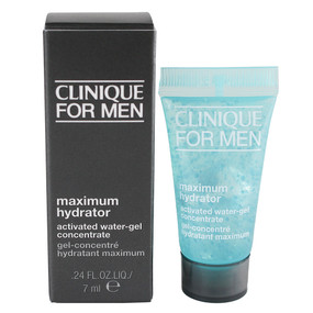 Clinique For Men Maximum Hydrator Activated Water-Gel Concentrate - .24oz/7ml