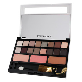 Estee Lauder Pure Color Envy Sculpting 16 Eye Shadows & 3 Blushes Palette - Modern Nudes - Unboxed