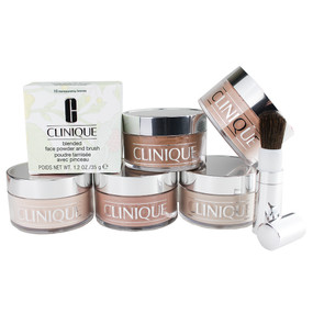 Clinique Blended Face Loose Powder and Brush 1.2oz/35g