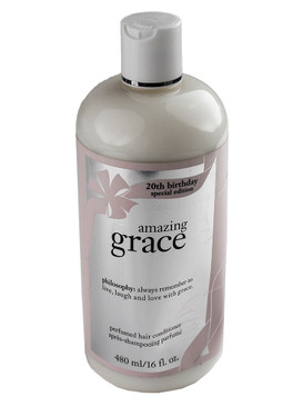 Philosophy Amazing Grace 20th Birthday Special Edition Perfumed Hair Conditoner 480ml/16oz