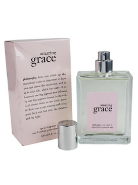 Philosophy Amazing Grace Eau de Toilette Spray Fragrance, 120ml/4oz