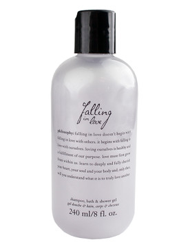Philosophy Falling In Love Shampoo, Bath & Shower Gel, 240ml/8oz