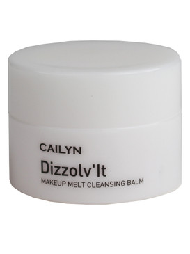 Cailyn Dizzolv'it Makeup Melt Cleansing Balm, Travel Size 13ml/.44oz