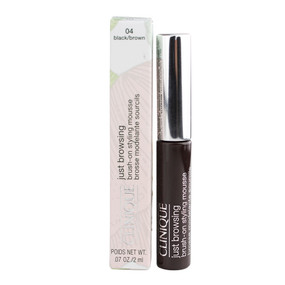 Clinique Just Browsing Brush-On Styling Brow Mousse, 0.07oz/2ml