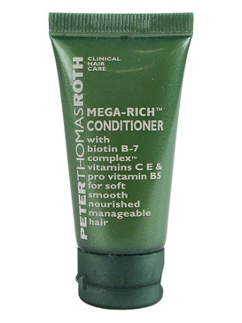 Peter Thomas Roth Mega Rich Conditioner, Travel Size 0.75oz