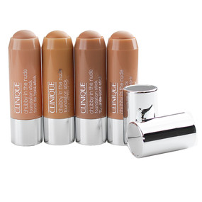 Clinique Chubby in the Nude Foundation Stick, Travel Size .12oz/3.4g