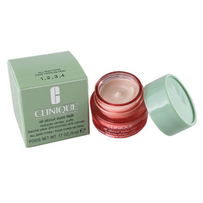 Clinique All About Eyes Rich Reduces Circle Puffs - Travel Size 0.17oz