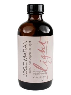 Josie Maran 100% Pure Argan Oil Light, 184ml/6oz Unboxed