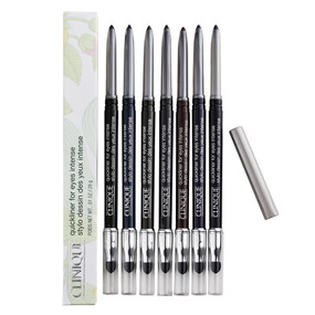 Clinique Quickliner for Eyes Intense Eye Liner w/Smudger .01oz/.28g