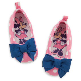 "Disney Store Minnie Mouse ""Swim style"" Swim Shoes for Baby"