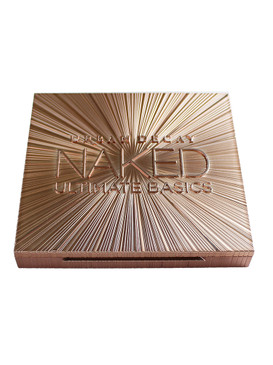 Urban Decay Naked Ultimate Basics Eyeshadow Palette, 12 Colors