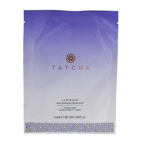 Tatcha Luminous Deep Hydration Lifting Mask, 1 x .68oz/20ml Mask