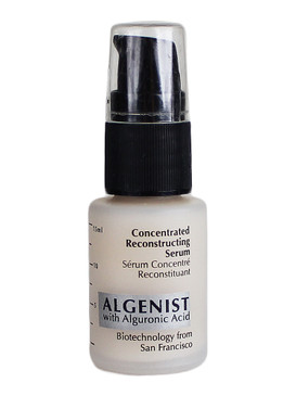 Algenist Concentrated Reconstructing Serum w/Pump, Travel Size .5oz/15ml