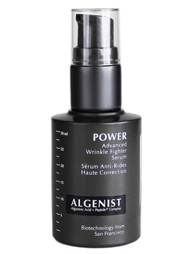 Algenist Power Advanced Wrinkle Fighter Serum w/Pump, 1oz/30ml