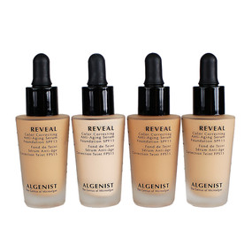 Algenist Reveal Color Correcting Anti-Aging Serum Foundation SPF15, 1oz/30ml Unboxed