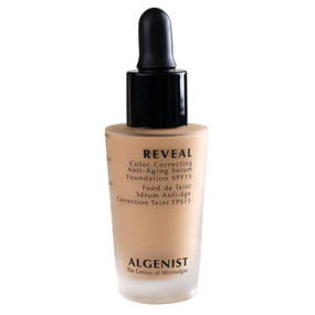 Algenist Reveal Color Correcting Anti-Aging Serum Foundation SPF15, 1oz/30ml