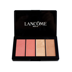 Lancome Starlight Sparkle Face Palette Blush/Highlighter/Bronzer - Glow - .26oz/7.3g