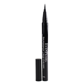 Eve Pearl Smudgeproof Liquid Eyeliner, .019oz/.55ml