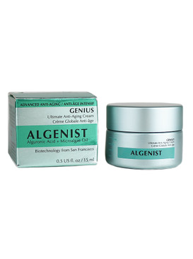 Algenist Genius Ultimate Anti-Aging Cream, Travel Size .5oz/15ml