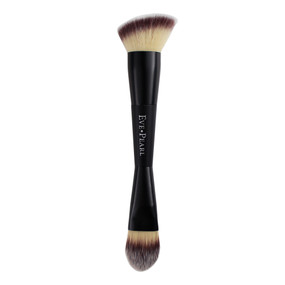 Eve Pearl Brush #201 - MicroSilk Dual Contour Blender Brush