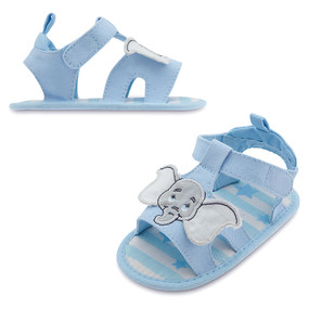 "Disney Store Dumbo ""Star of the Show"" Sandals for Baby"