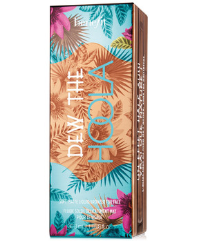 Benefit Dew The Hoola Soft-Matte Liquid Bronzer For Face