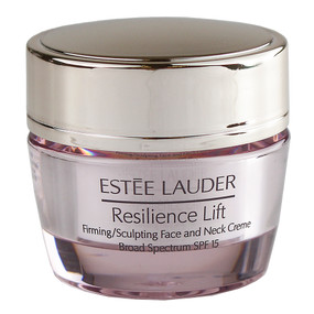 Estee Lauder Resilience Lift Firming/Sculpting Face & Neck Creme Spf15 Travel Size 0.5oz/15ml