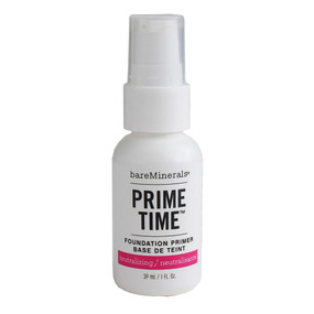 bareMinerals Prime Time Foundation Primer - Neutralizing, 30ml/1oz - Unboxed