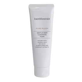 bareMinerals Pure Plush Gentle Deep Cleansing Foam, 4.2oz/120gr - Unboxed