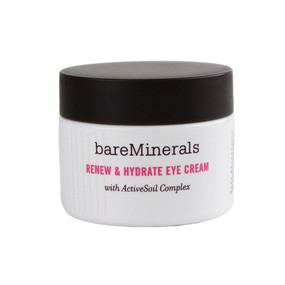 bareMinerals Renew and Hydrate Eye Cream w/ActiveSoil Complex, 1oz/30ml - Unboxed