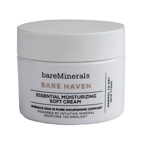 bareMinerals Bare Haven Essential Moisturizing Soft Cream, 30g/1oz - Unboxed