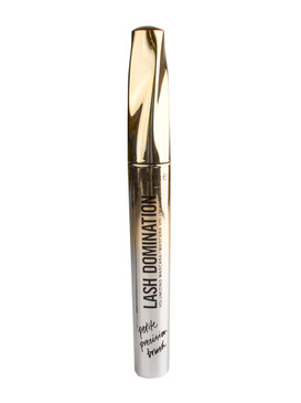 bareMinerals Lash Domination Volumizing Mascara - Intense Black, .29oz/8.5ml Gold Case - Unboxed