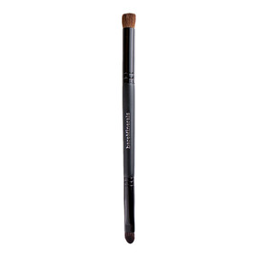 bareMinerals Double-Ended Heavenly Line & Buff Brush