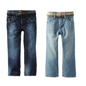Lee Dungarees Belted Relaxed Fit Bootcut Jeans for Boys