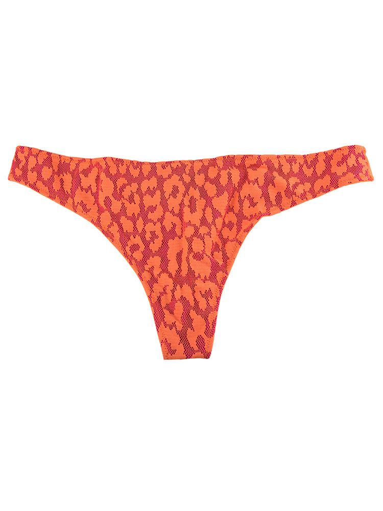 fc664fa3d2f1 ... Victoria's Secret Very Sexy Leopard Lace Thong Panty. Image 1