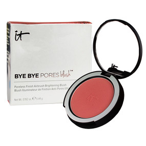 it Cosmetics Bye Bye Pores: Airbrush Brightening Blush - Naturally Pretty, 0.192oz/5.44g