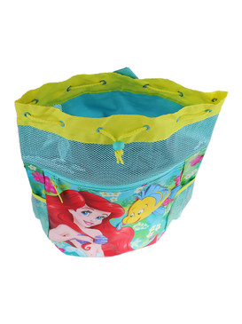 Disney Ariel & Flounder - The Little Mermaid - Swim/Beach Backpack