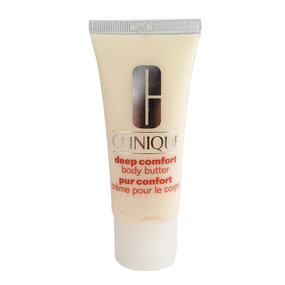 Clinique Deep Comfort Body Butter Cream, Travel Size 1.4oz/40ml