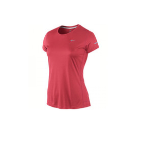 Nike Miler Crew Neck Women's Short Sleeve Running Shirt  519829