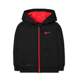 Nike KO 2.0 FZ Therma-FIT Long Sleeves Hoodie for Boys 86A314