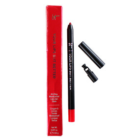it Cosmetics YLBB Your Lips But Better Waterproof Lip Liner Stain, .017oz/5g