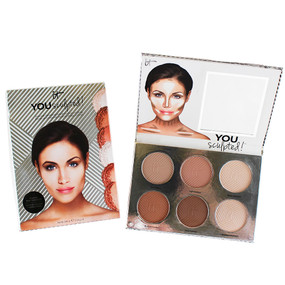 it Cosmetics You Sculpted! Universal Contouring 6 Color Palette for Face & Body