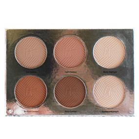 it Cosmetics You Sculpted! Universal Contouring 6 Color Palette for Face & Body Unboxed