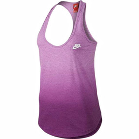 Nike Womens Dip Dye Gym Vintage Tank Top 684890