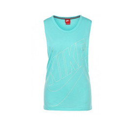 Nike Women Printed Signal Muscle Tank Top 644712